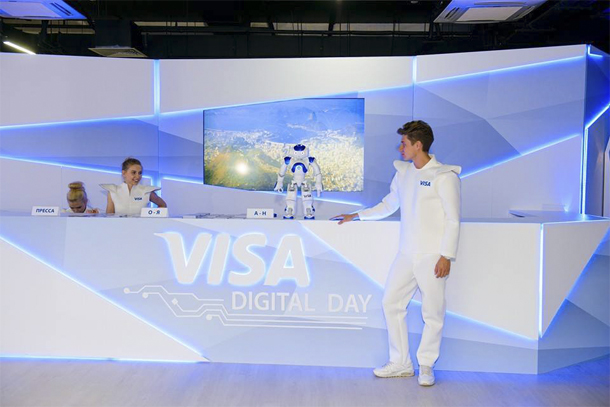 Visa - Digital Day